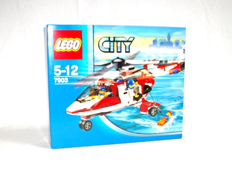 #7903 レゴ レスキューヘリコプター