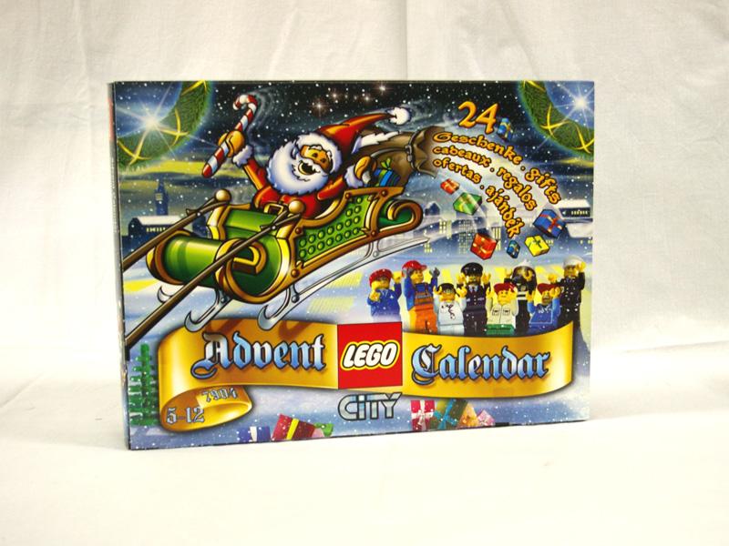 #7904 レゴ シティアドベントカレンダー2006