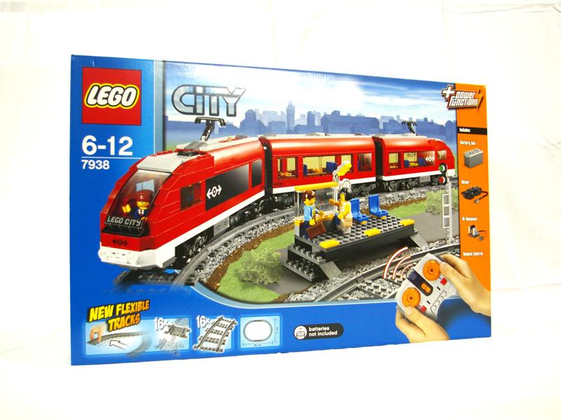 #7938 レゴ 超特急列車