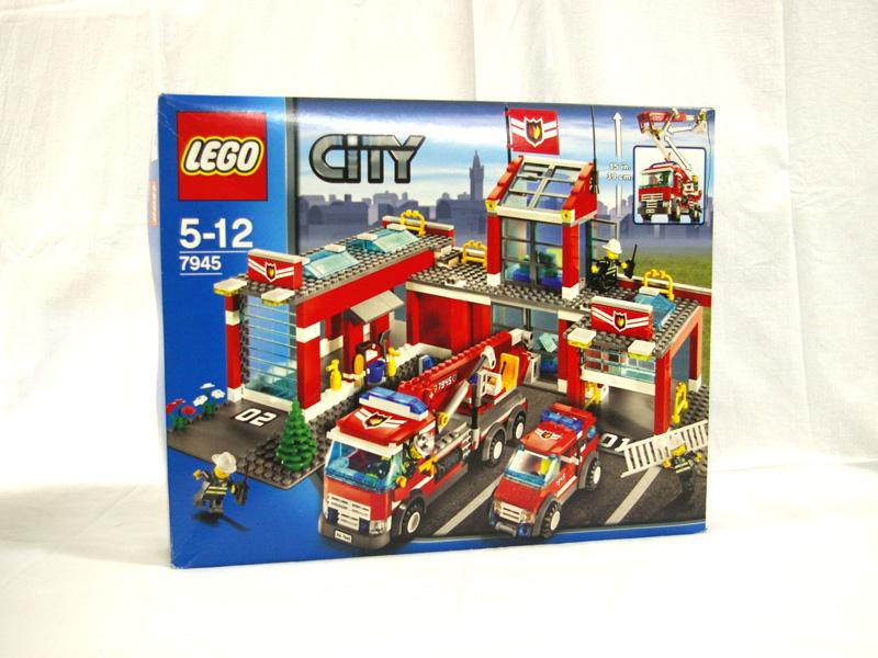 #7945 レゴ 消防署