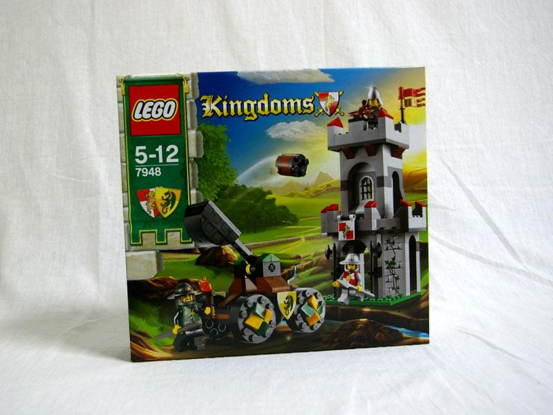 #7948 レゴ 王国前線基地