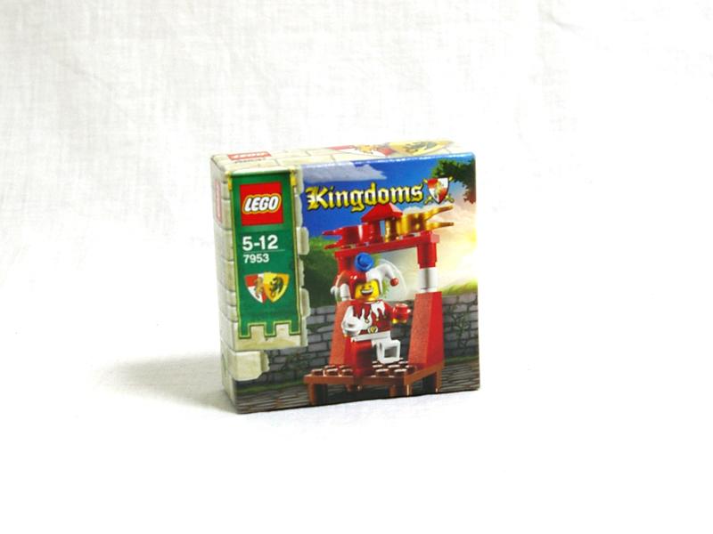 #7953 レゴ 道化師
