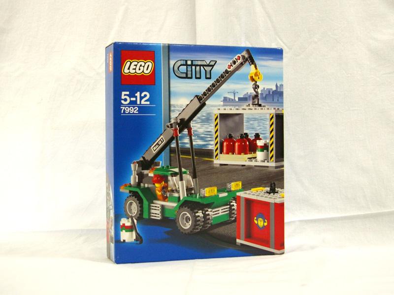 #7992 レゴ コンテナスタッカー