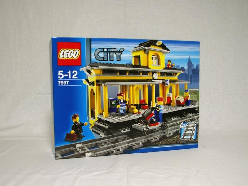 #7997 レゴ 黄色い駅