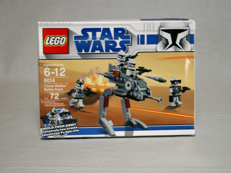 #8014 レゴ クローンウォーカーパトルパック