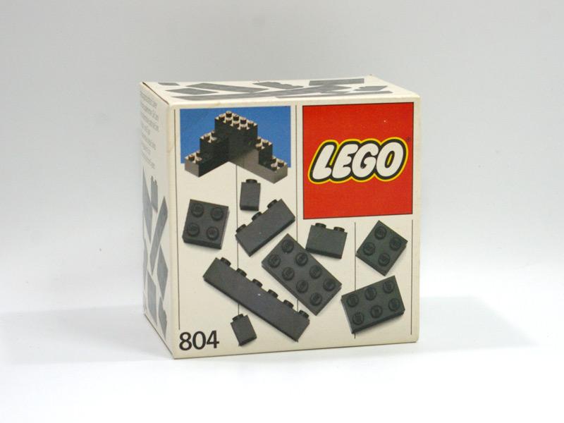 #804 レゴ 基本ブロック(黒)