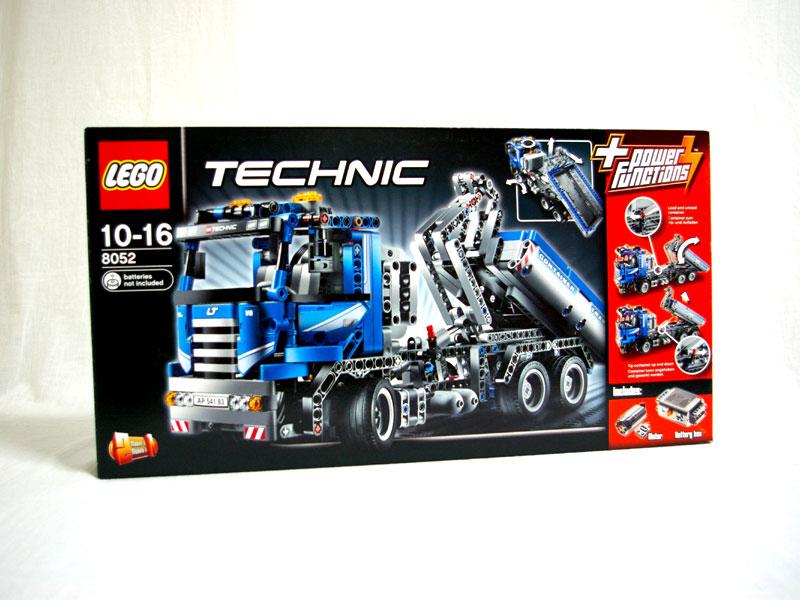#8052 レゴ コンテナトラック