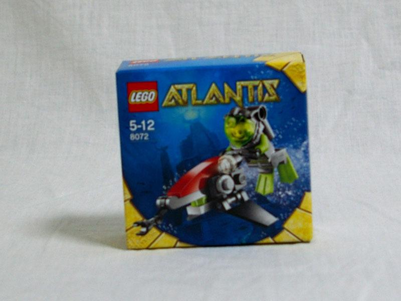 #8072 レゴ シージェット
