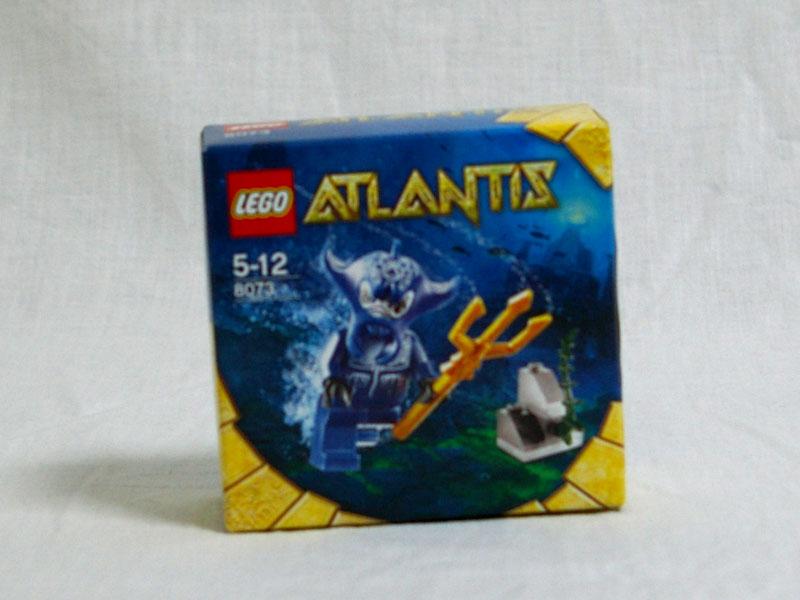 #8073 レゴ マンタ戦士
