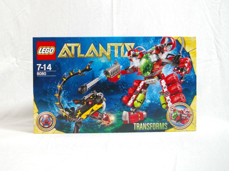 #8080 レゴ 海底探査用ロボット