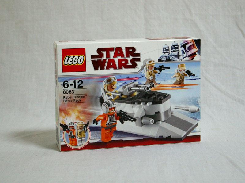 #8083 レゴ 反乱同盟軍 バトル・パック