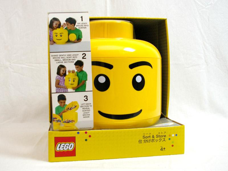 #81010a レゴ Sort&Store 仕分けボックス