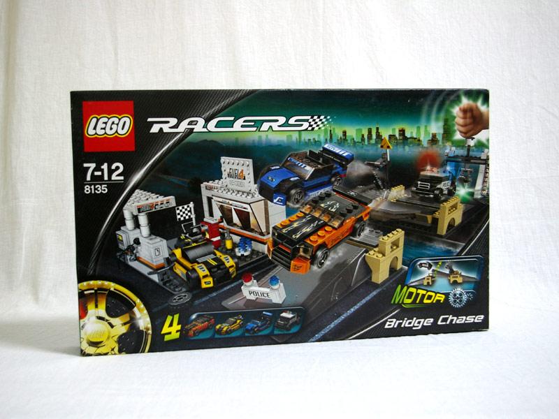 #8135 レゴ ブリッジチェイス