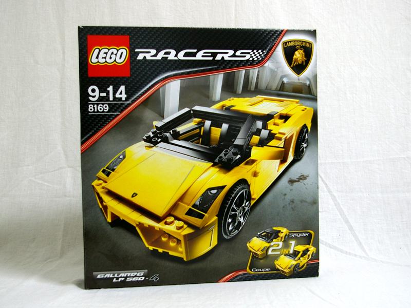 #8169 レゴ ランボルギーニ・ガヤルドLP560-4