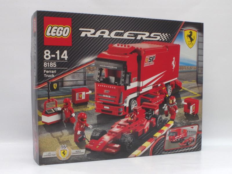 #8185 レゴ フェラーリトラック
