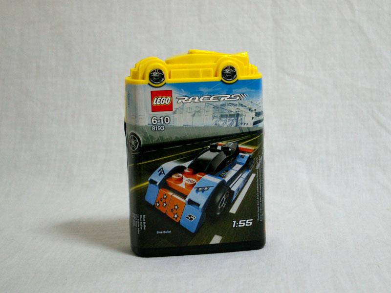 #8193 レゴ ブルー・ブレット