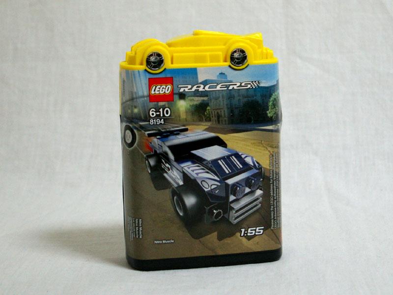 #8194 レゴ ニトロ・マッスル