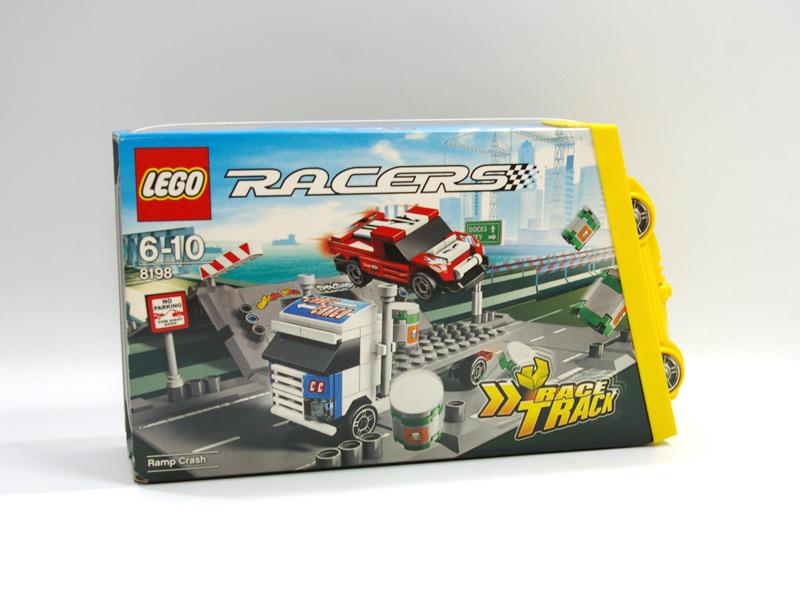 #8198 レゴ ランプ・クラッシュ