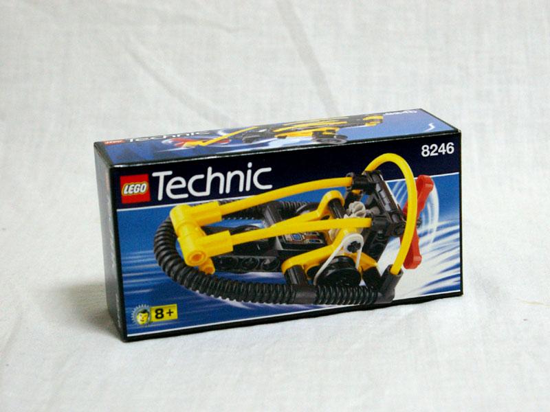 #8246 レゴ ハイドロレーサー