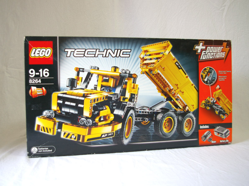 #8264 レゴ 牽引車