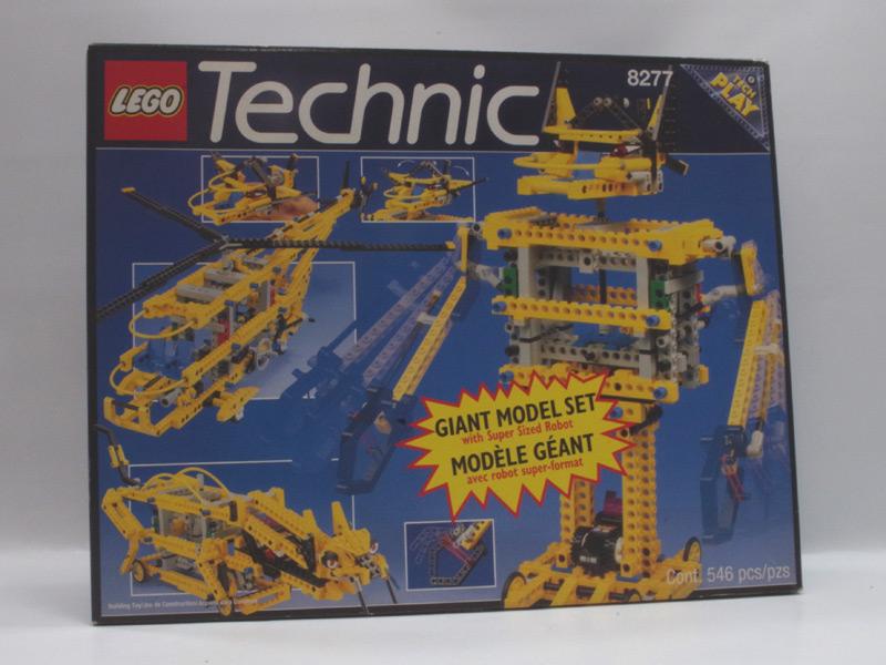 #8277 レゴ ジャイアントモデル