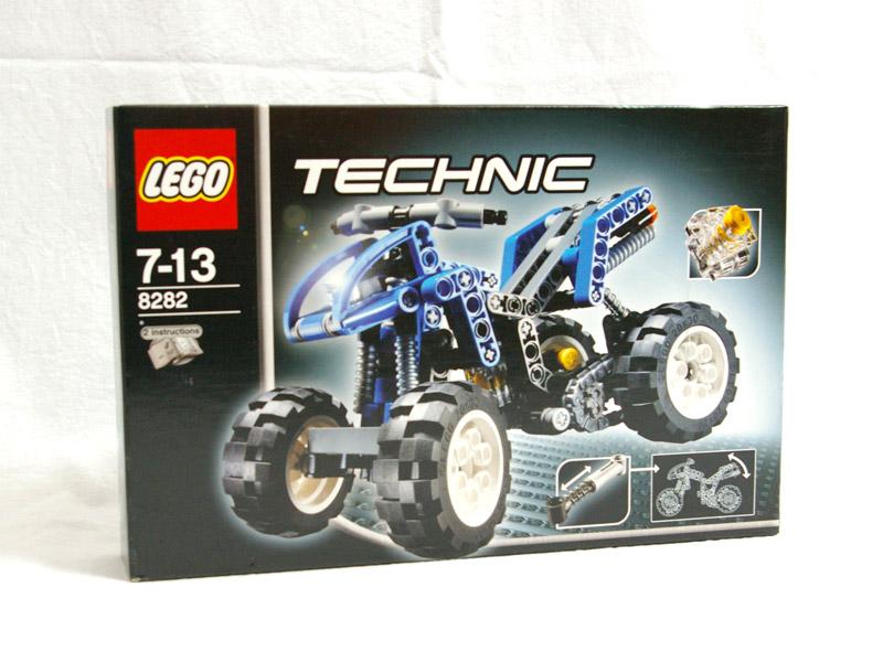 #8282 レゴ クアッドバイク