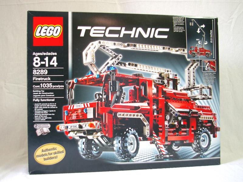 #8289 レゴ 消防車