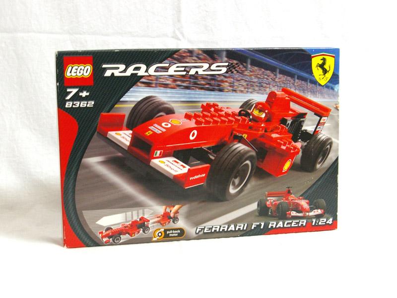 #8362 レゴ フェラーリF1レースカー1/24