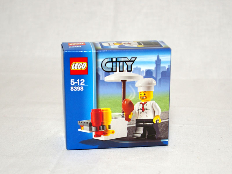 #8398 レゴ バーベキュースタンド