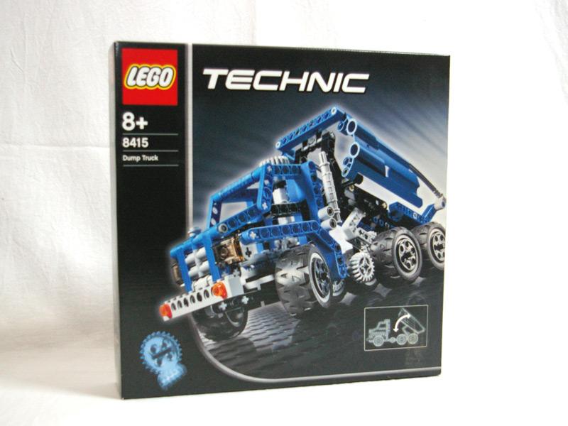 #8415 レゴ ダンプトラック