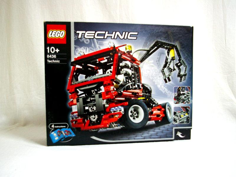 #8436 レゴ トラック