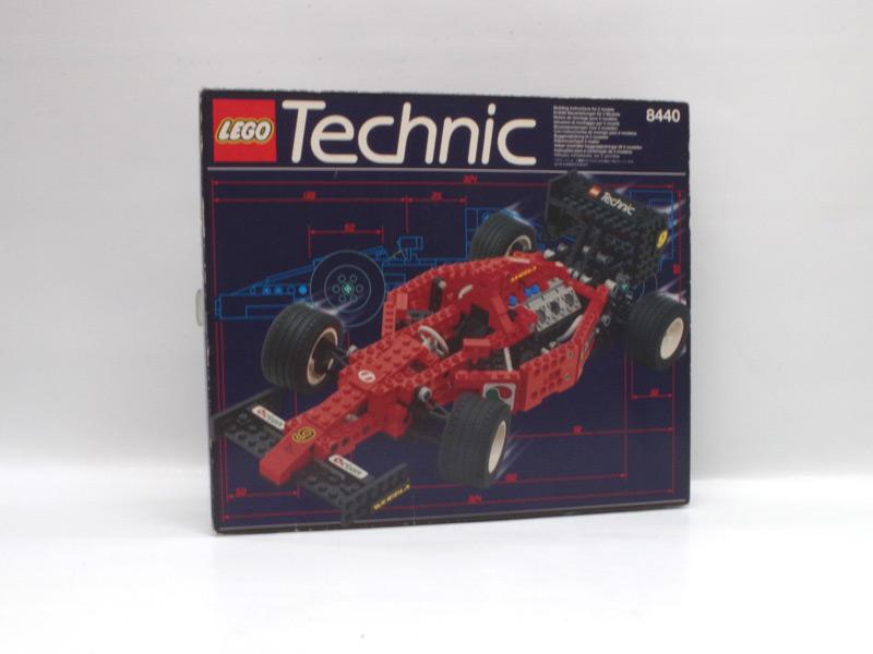 #8440 レゴ フォーミュラーカー