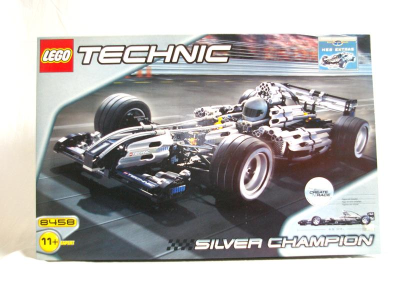 #8458 レゴ シルバーチャンピオン