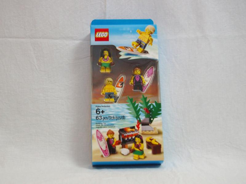 #850449 レゴ ミニフィギュアビーチアクセサリーパック