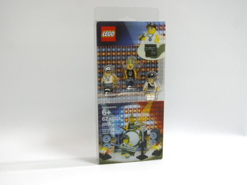 #850486 レゴ ミニフィグロックバンドセット
