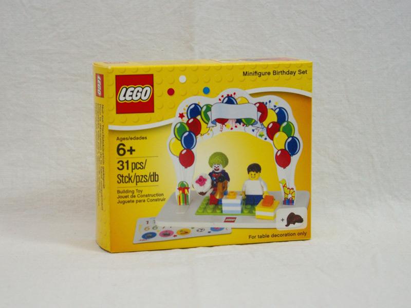 #850791 レゴ ミニフィギュア誕生日セット