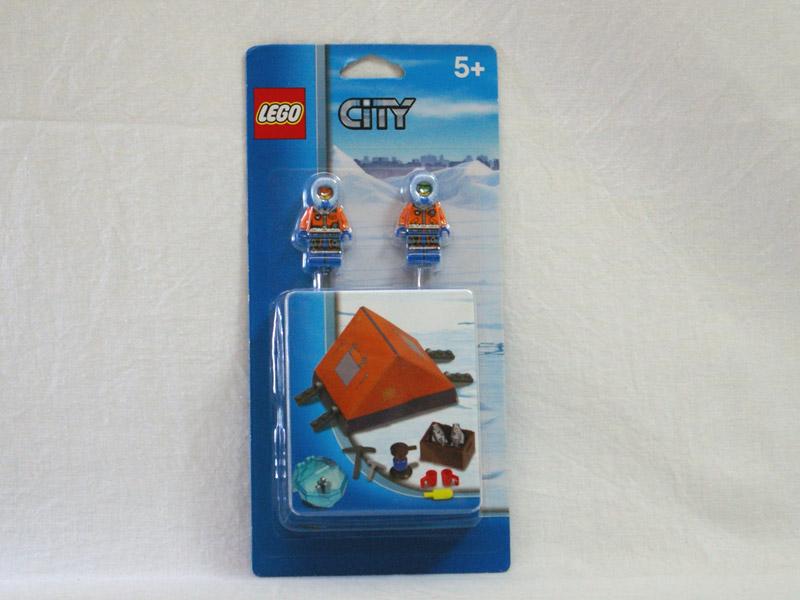 #850932 レゴ アークティックアクセサリーセット