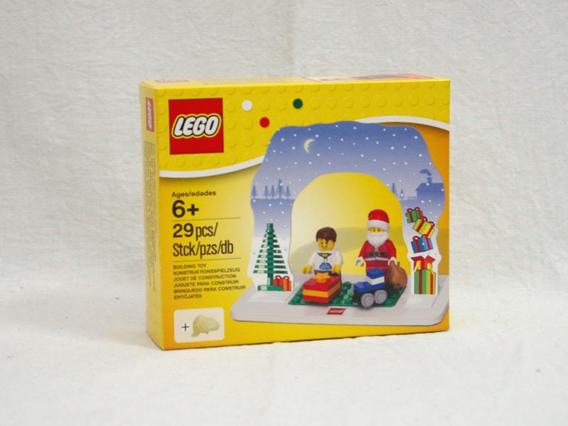 #850939 レゴ サンタセット
