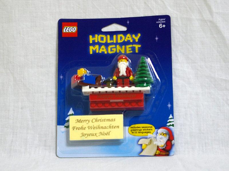 #852742 レゴ クリスマスマグネットセット