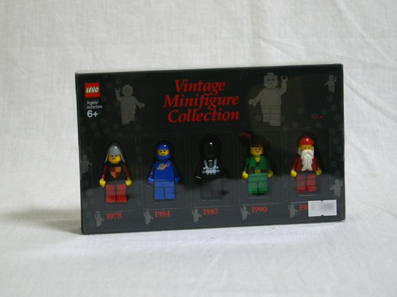 #852753 レゴ ヴィンテージ ミニフィグ コレクション Vol.4