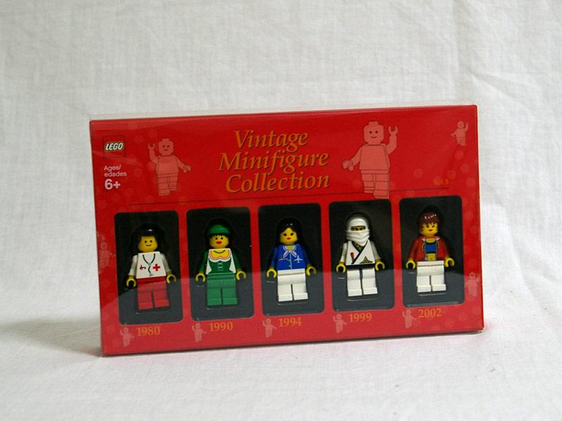 #852769 レゴ ヴィンテージ ミニフィグ コレクション Vol.5