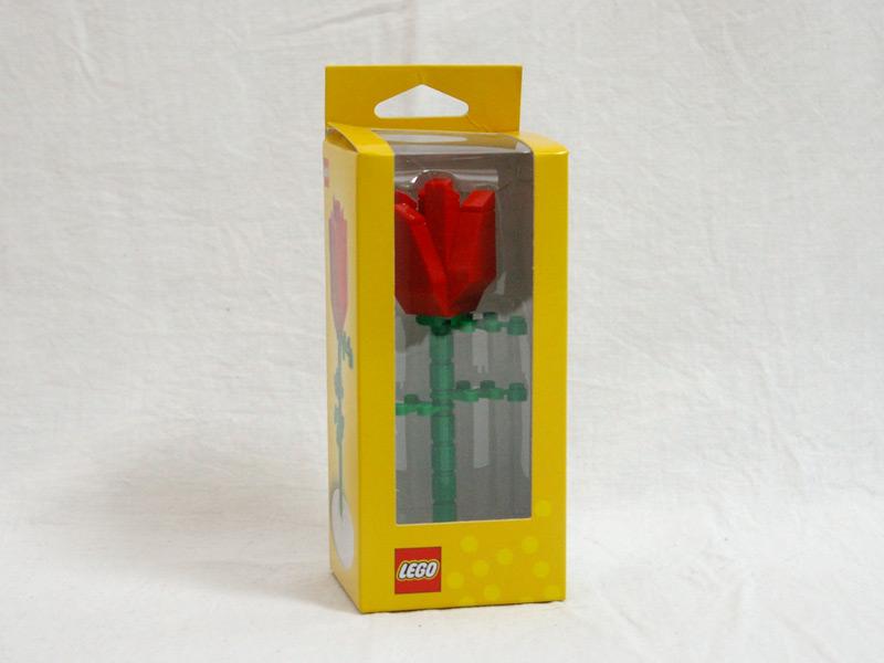 #852786 レゴ 赤いバラ