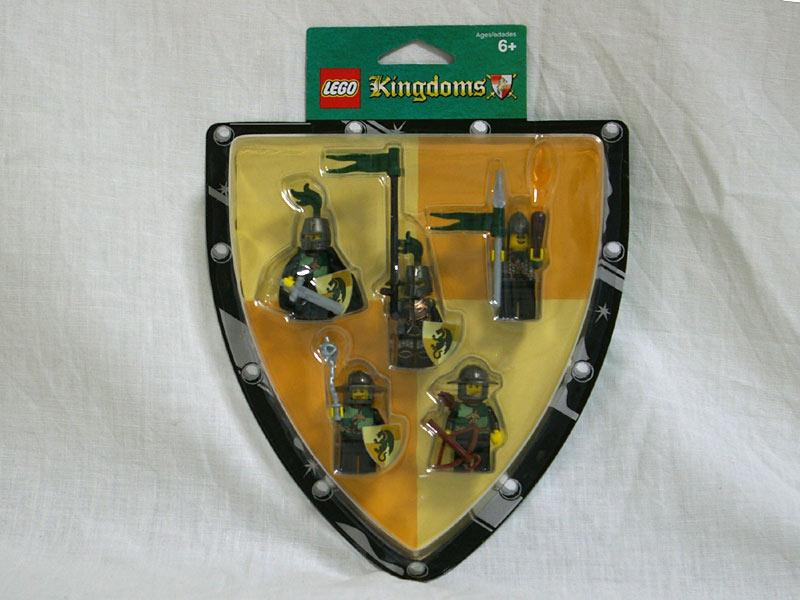 #852922 レゴ ドラゴンの騎士団バトルパック