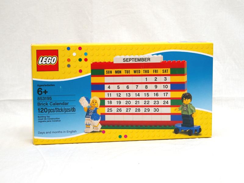 #853195 レゴ ブロックカレンダー