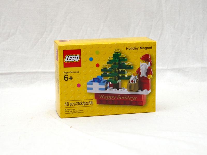 #853353 レゴ レゴ クリスマス・マグネット2011