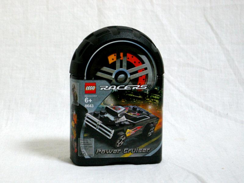 #8643 レゴ パワークルーザー