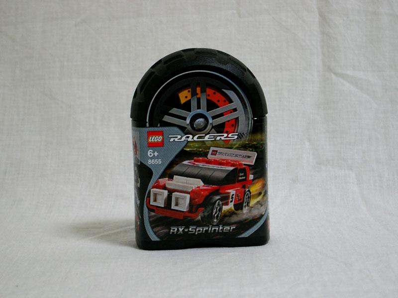#8655 レゴ RXスプリンター