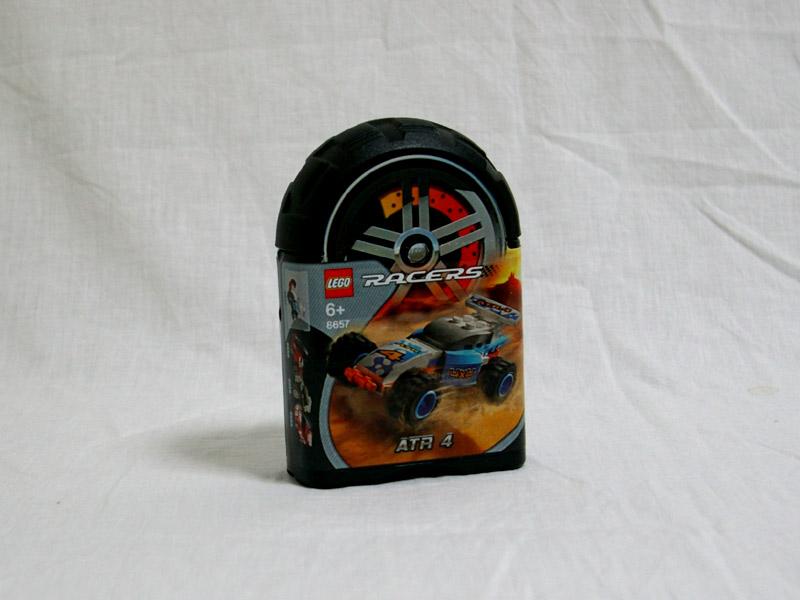 #8657 レゴ ATR4