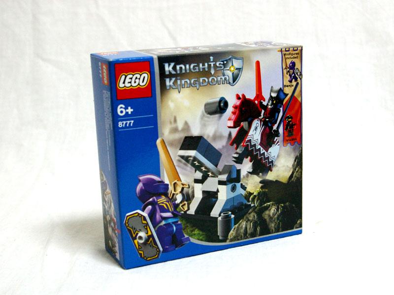 #8777 レゴ ブラデックとの戦い