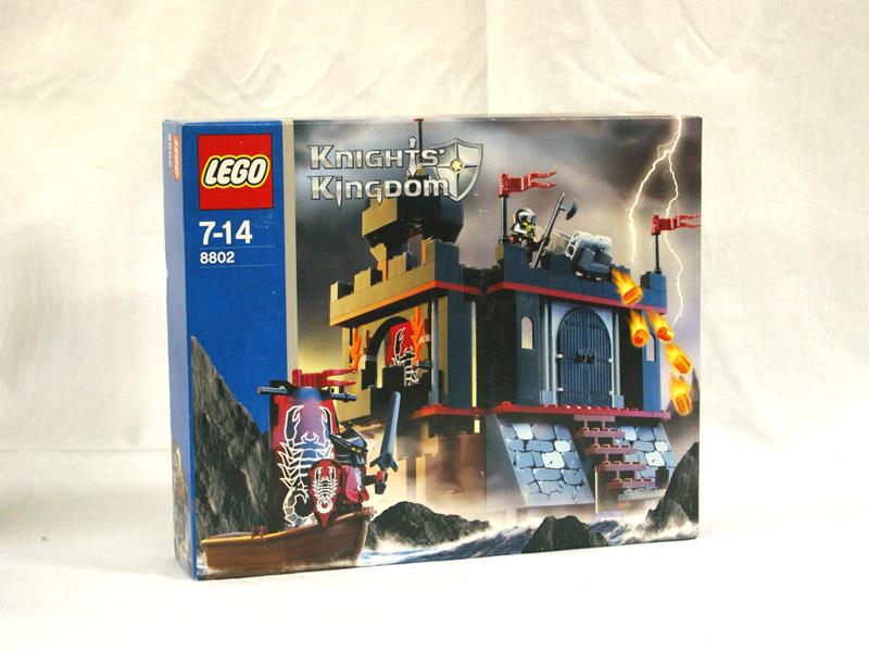 #8802 レゴ 影の騎士の砦